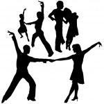 thumbnail of Latino Dance Silhouettes