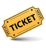 žlutý lístek