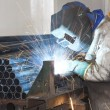 thumbnail of Factory Worker Welding