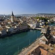 thumbnail of Zurich cityscape