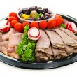 thumbnail of Cold cut platter