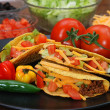 thumbnail of Tacos with Ingredients