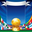 thumbnail of Soccer background