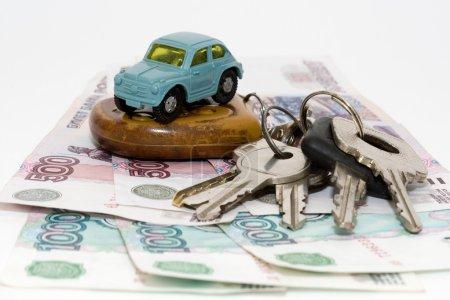 Car on credit
