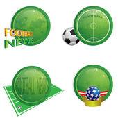 ikony fotbal