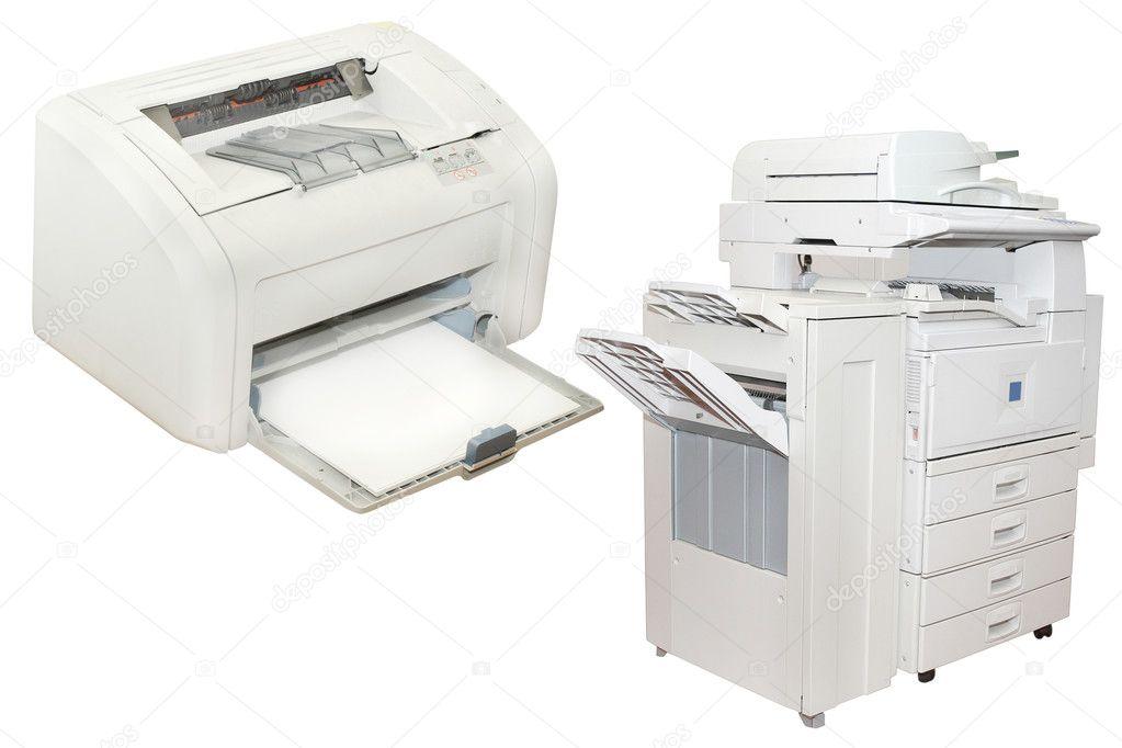 Fotocopiadora de oficina impresora y fotocopiadora de oficina foto de stock uatp12 3187876 - Impresoras para oficina ...