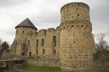 Wenden castle, Cesis, Latvia