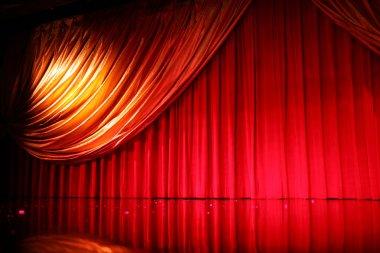 Retro elegant theater