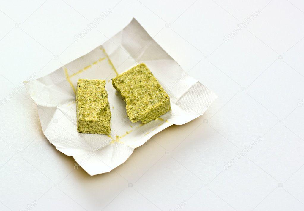 super cute latest discount low price Cube de bouillon sur table — Photographie mr_Brightside ...