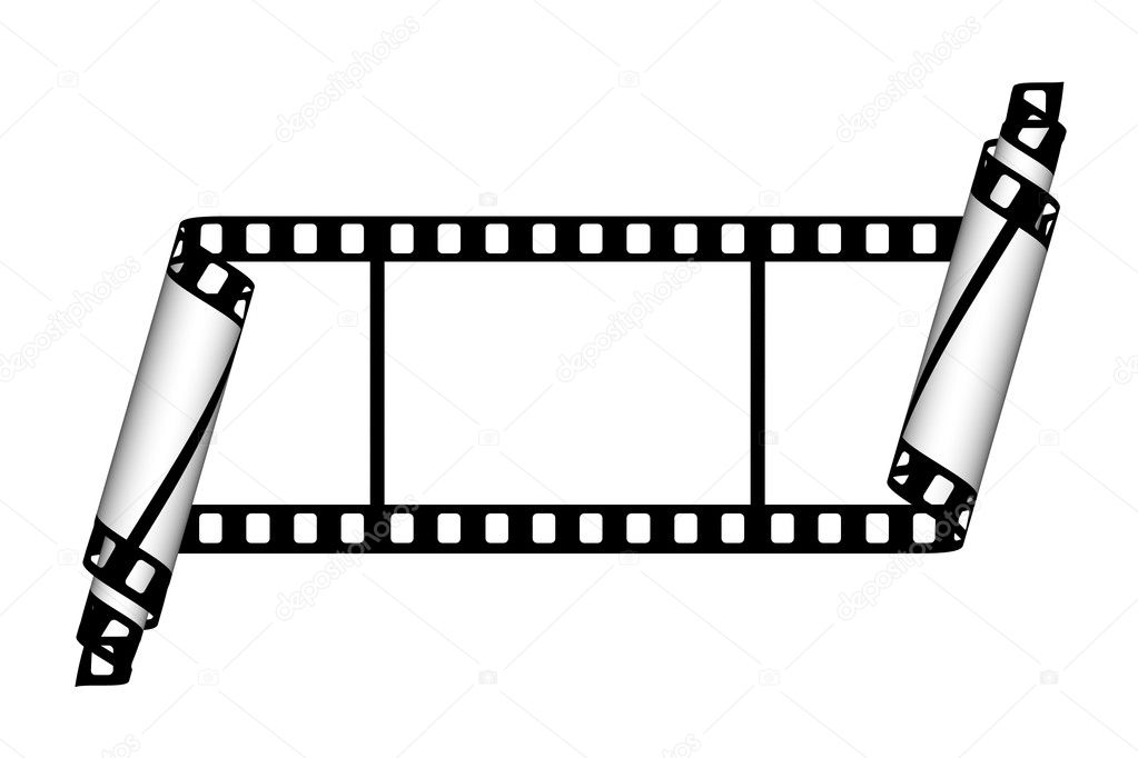 Filmstreifen — Stockfoto © Lomachevsky #3240488