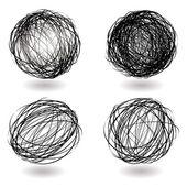 Klikyháky hnízdo variace
