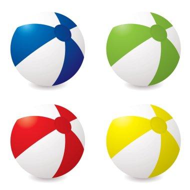 Beach ball variation