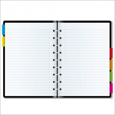 Organizer blank