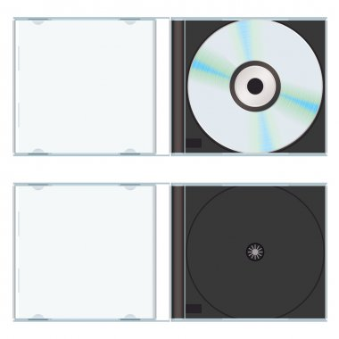 Music cd case empty