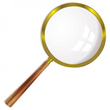 Magnifying glass single