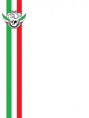 Italia background