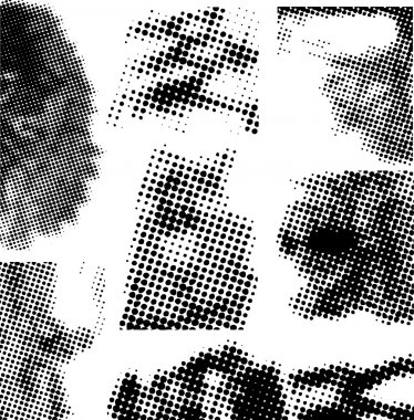 Halftone collection