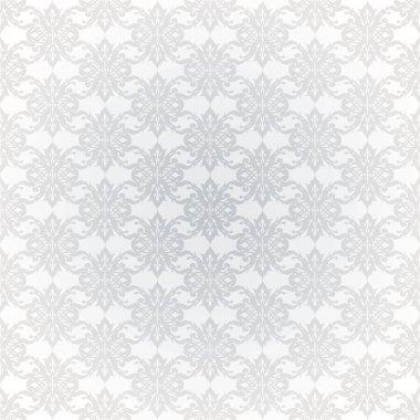 Grey interlink wallpaper