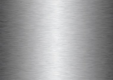 Gray metal background
