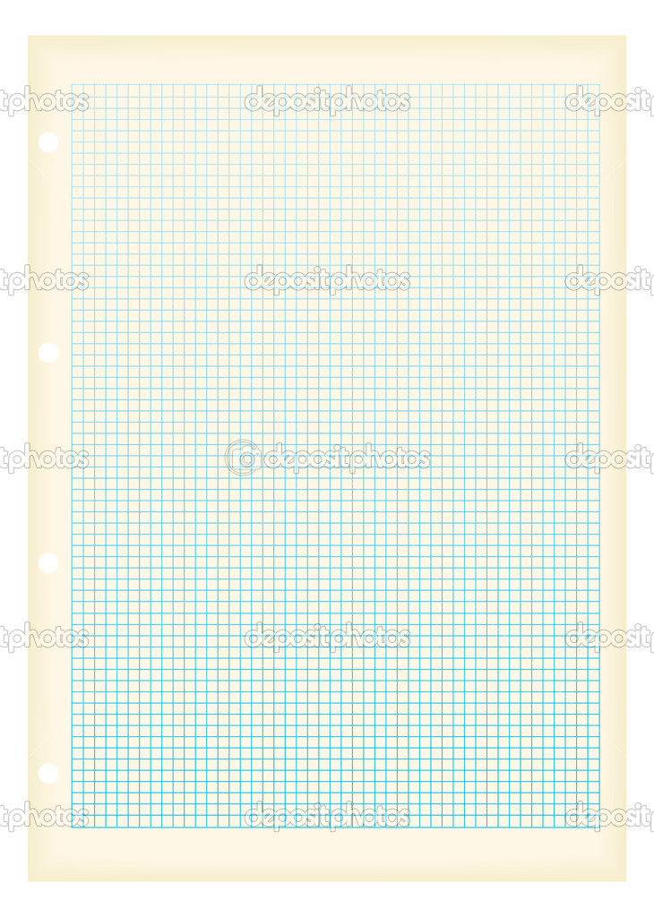 grunge a4 graph paper square stock vector nicemonkey 3423382