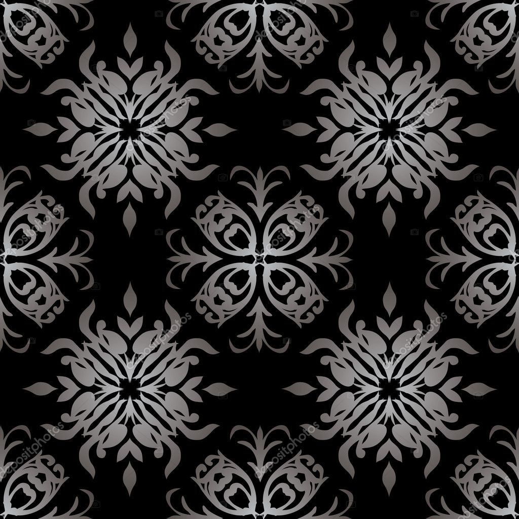 Gothic Wallpaper Stock Vector