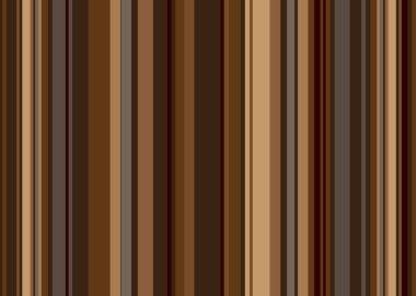 Coffee stripe retro