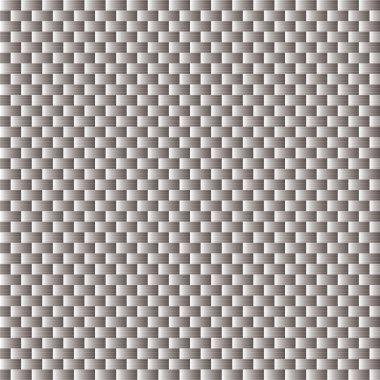 Carbon fiber woven texture light