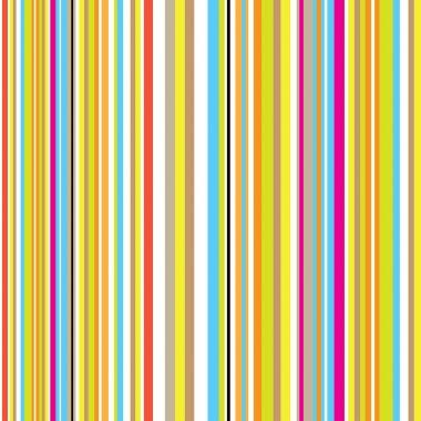 Candy stripe retro