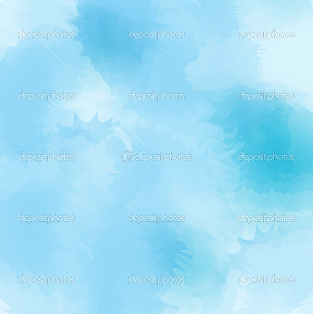 Sky watercolor background