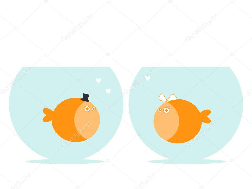 Zwei Fische datieren