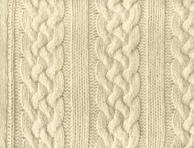 Knit texture