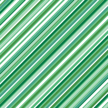 Abstract green strips