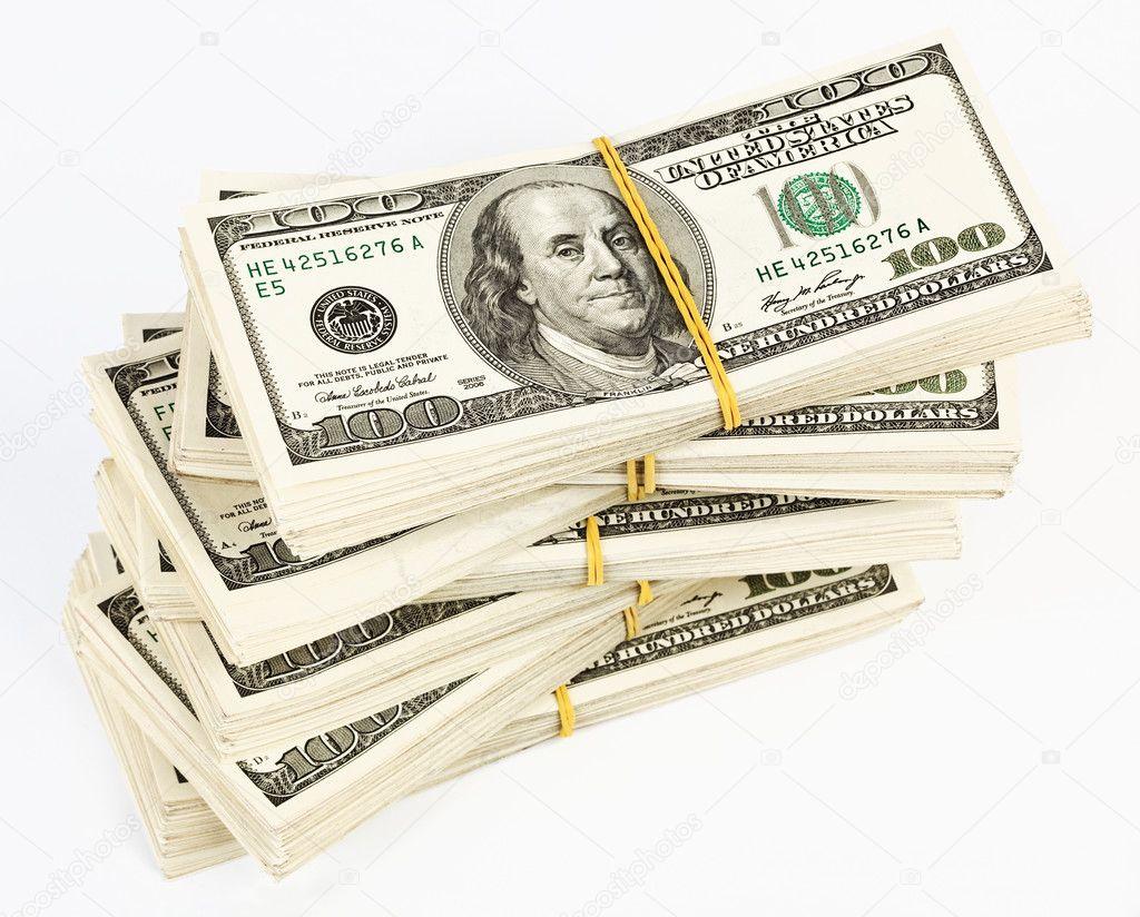 Resultado de imagen para muchos dolares billetes