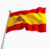 Spanyolország lobogója