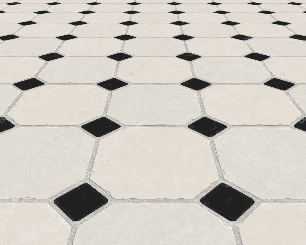 Marble Tiled Floor U2014 Stock Vector #2957350