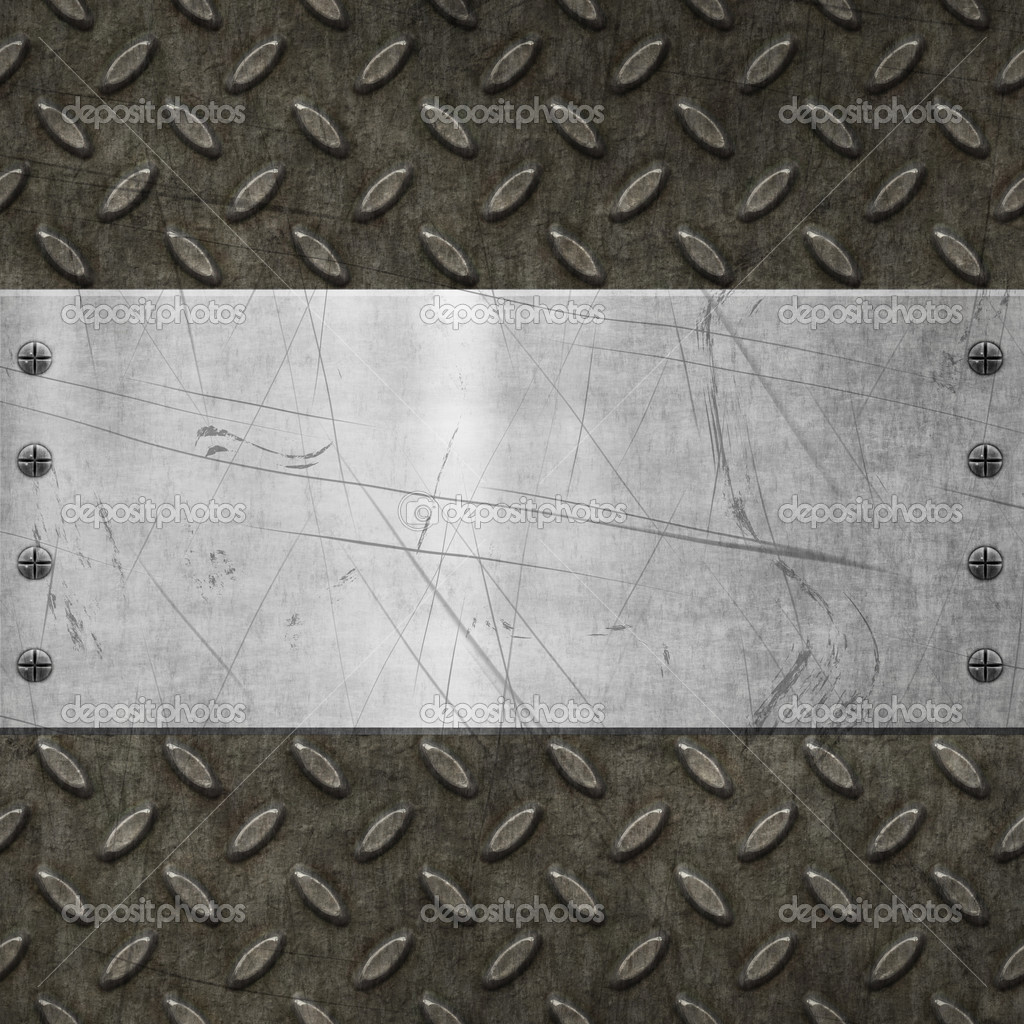 Old Metal Background Texture Stock Vector C Clearviewstock