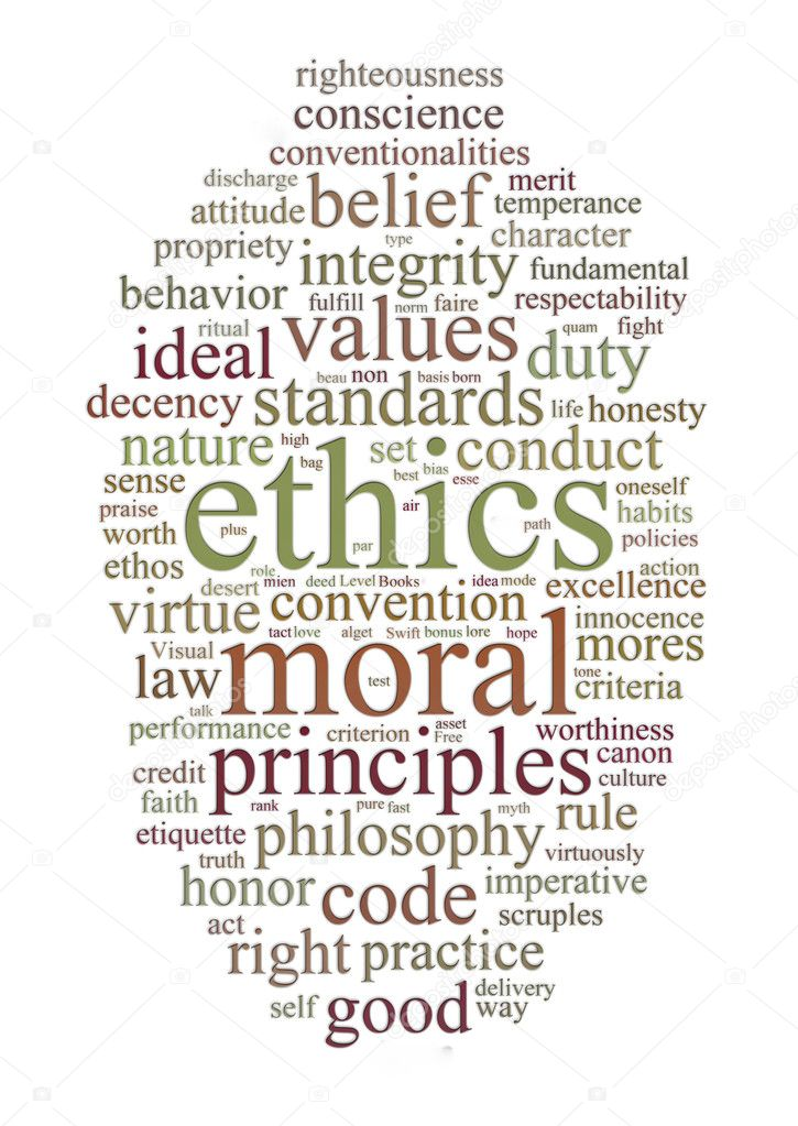 speech on moral values for students