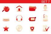 Webové ikony