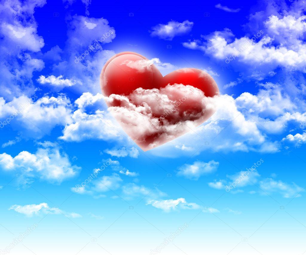 Любовь небо в картинках