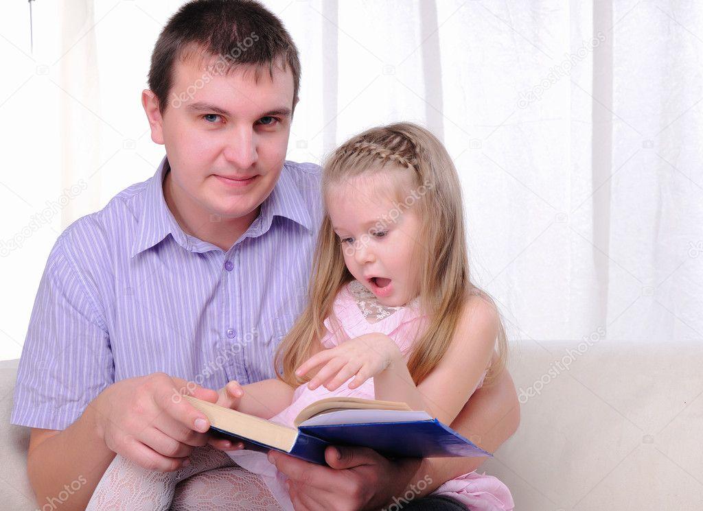 С молоденьким дочка эротика молоденькая отцом