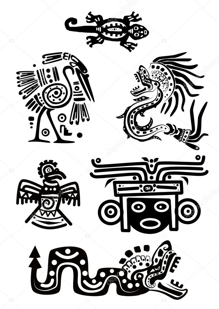 American Indian national patterns