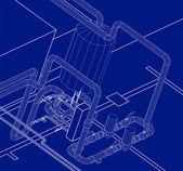 Fotografia progetto azienda sistemy idraulica