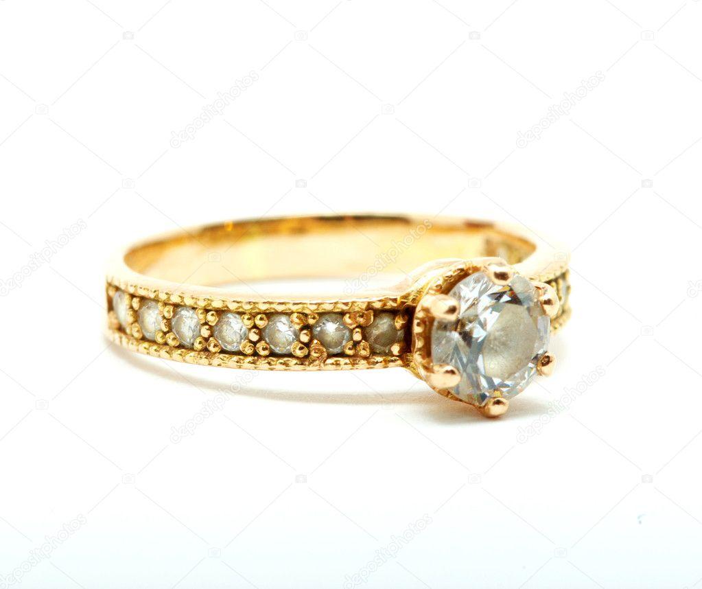 Golden ring — Stock Photo © Ale-ks #3024294