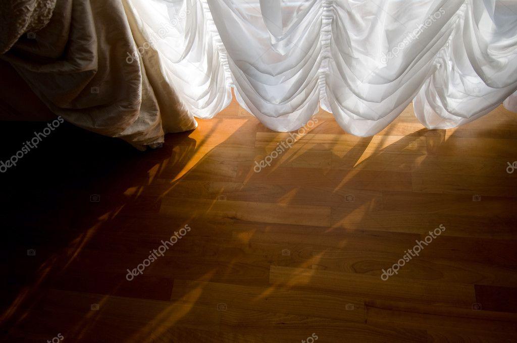 gordijnen maken comfort — Stockfoto © artfotoss #3808253