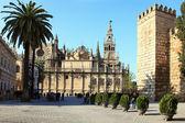 Fotografie Catedral  La Giralda, Sevilla