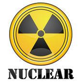 Fotografie Nuclear symbol