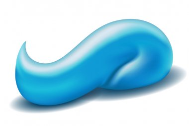 Toothpaste gel