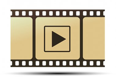 Reel with play icon