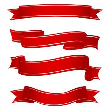 Shapes of ribbons