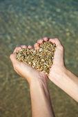 Srdce v rukách